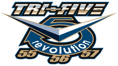 Tri-Five Revolution Logo